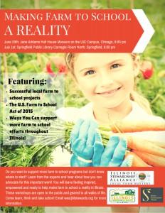 Farm to School Workshops