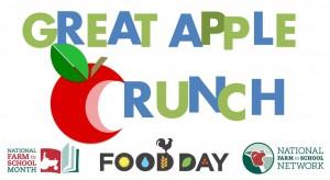 ISBE Endorses Great Apple Crunch