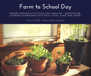 A School Lunch Story- Celebrate Farm to School Day!